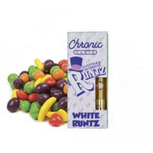 Chronic Carts-White Runtz