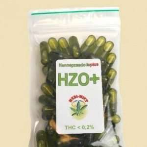 Hemp Seed Oil Capsules For Sale