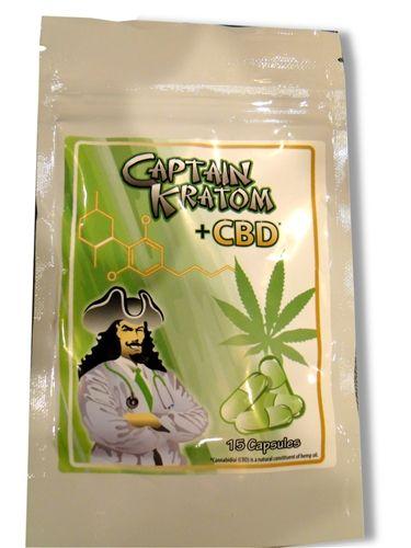 Buy Captain Kratom CBD Online