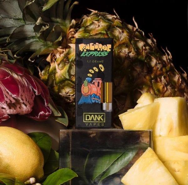 Pineapple Express Vape